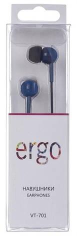 Наушники Ergo VT-701 Blue, фото 2