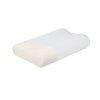 Подушка ортопедическая под голову для взрослых с эффектом памяти (гладкая поверхность) Тривес ТОП-117