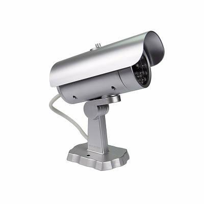 Муляж камеры видеонаблюдения Kronos PT-1900 с датчиком движения  (sp2292)