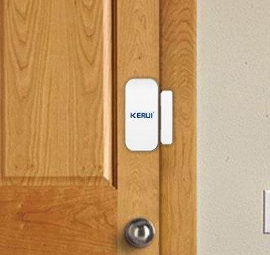 Датчик на открытие KERUI DS-02 до 100 м Белый (3528toi3668)