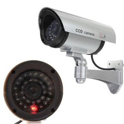 Видеокамера муляж Good Idea Серебристая (768)