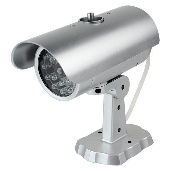 Муляж камеры видеонаблюдения Good Idea Серебристая (tr2134i4560)