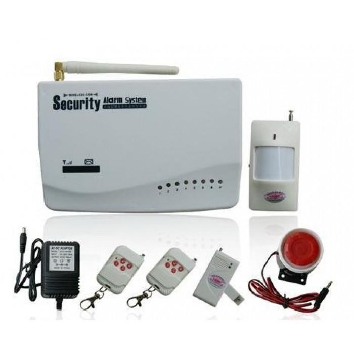 Комплект охоронної GSM сигналізації 10A (REka118)