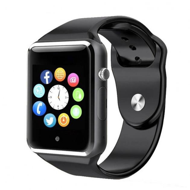 Смарт-годинник Smart Watch A1 Original Black (UUFGBDLSIUT4F)