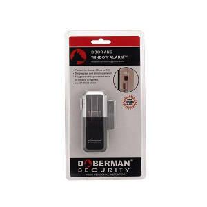Звуковая сигнализация на входную дверь или окно Doberman security SE-0162, датчик открытия с сиреной (100209)