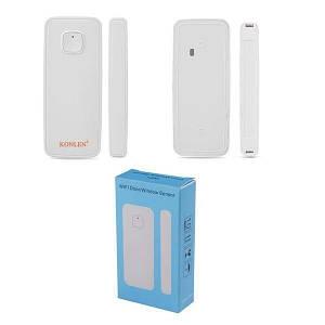 Wifi датчик открытия двери беспроводной Konlen KL-WD00 Iphone & Android App Белый (100204)