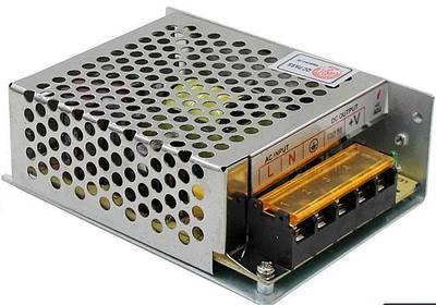 Адаптер 12V 10A Металлический (4308)