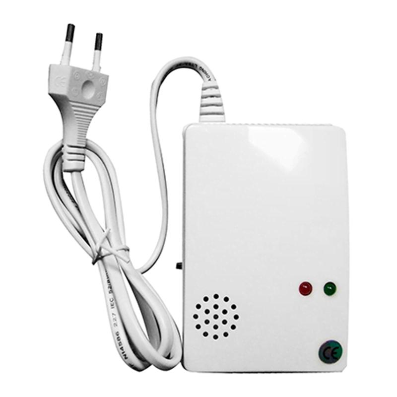 Датчик утечки газа Tesla Security GSM 433 мГц (HDYFOF998FJF)