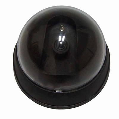 Муляж купольной камеры видео-наблюдения Черный (R0596)