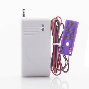 Датчик на затопление беспроводной New 433 мГц для GSM сигнализации (JFKKDFJ78FJJ)
