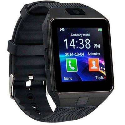 Смарт-годинник Розумні годинник Smart Watch Q18 Black (GSDFKLDF89FDJJD)