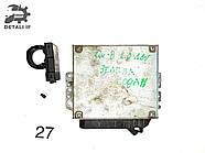 Блок управління двигуном (ЕБУ Вектра Б Vectra B 2.0 16V №27