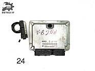 Блок управління двигуном (ЕБУ Vectra B 2.0 DTI №24 0281001634 90569348