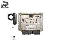 Блок управління двигуном (ЕБУ Astra G 2.0 DTI №19 0281010267 24417167