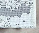 Картина по номерам Парусник на волнах, 40х40 (KPNE-02-07), фото 3
