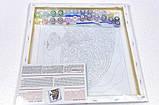 Картина по номерам Парусник на волнах, 40х40 (KPNE-02-07), фото 6