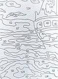 Картина по номерам Парусник на волнах, 40х40 (KPNE-02-07), фото 8