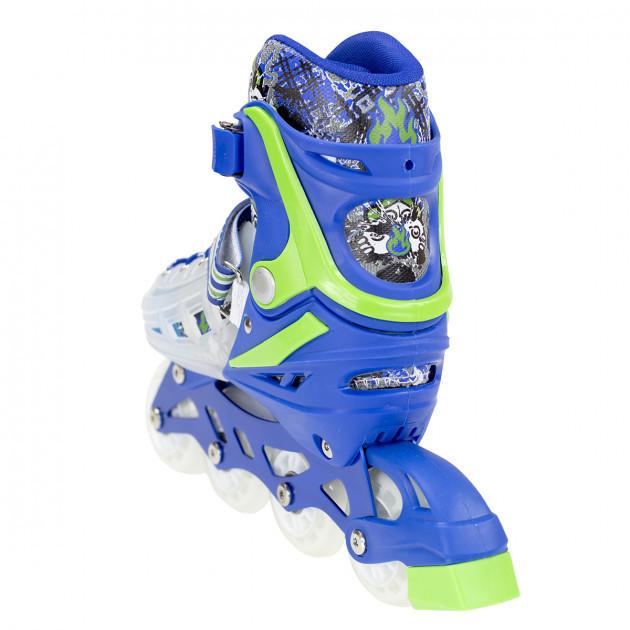Роликовые коньки Nils Extreme NJ1812A blue