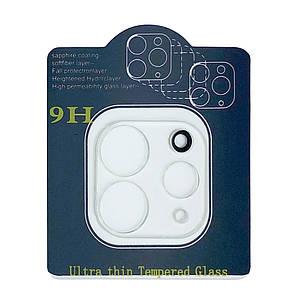 "Защитное стекло камеры DK 3D Full Glue для Apple iPad 11"" / 12.9"" (2020) (clear)"