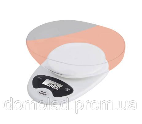 Весы Кухонные Электронные С Чашей MATARIX MX-404 До 7 Кг