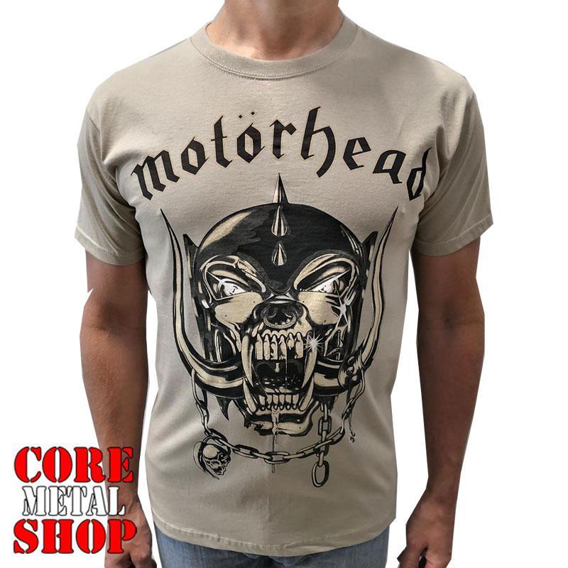 Футболка Motorhead - Everything Louder (хаки)