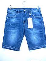 """Мужские джинсовые шорты (28-34) """"MarkWalker"""" 2P/P/LG-1824"""