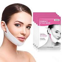 Укрепляющая лимфа маска для лица compact v face mask