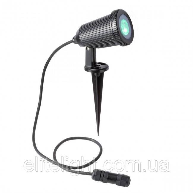 Ландшафтный светильник Redo TAIGA 6W IP65 BK RGBW TUYA + Bluetooth