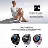 Наручные часы Smart V11 смарт вотч / умные часы / фитнес трекер / фитнес браслет, фото 2