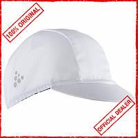 Кепка Craft Essence Bike Cap белая 1909007-900000