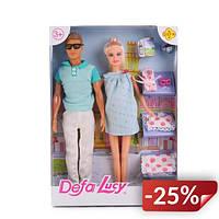 Куклы Семья DEFA (8349)