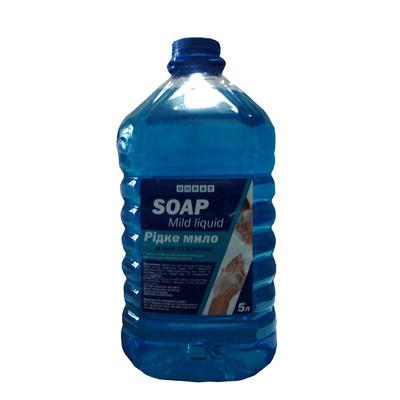 Жидкое мыло Donat Soap бриз, 5 л