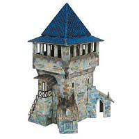 Сборная модель Умная бумага Верхняя башня серии Средневековый город (242-01)