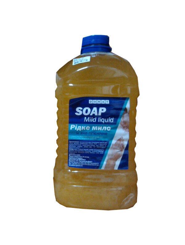 Рідке мило Donat Soap манго,5л