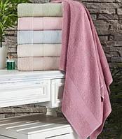 Банное махровое полотенце Упаковка 70*140 Julia Orient 6 шт