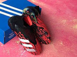 Бутсы Adidas Mutator 20+ FG/адидас мутатор/копы/футбольная обувь