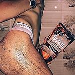 Подтягивающий антицеллюлитный скраб для тела на основе кофе Top Beauty Scrub Anti-cellulite, фото 3