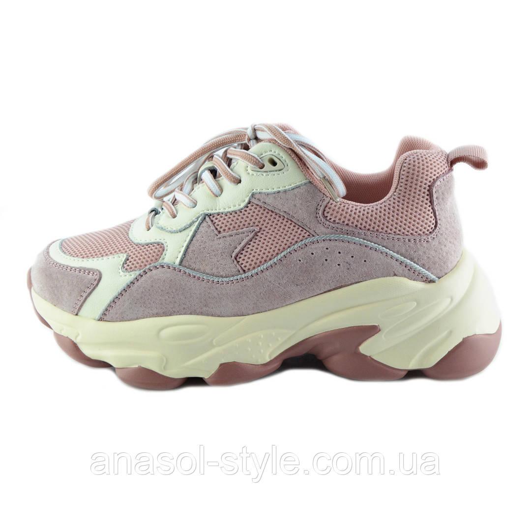Кроссовки Allshoes 19197 Lonza 560216 Pink