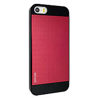 Чехол-накладка Spig Saturn для Apple iPhone 5 / 5s (red)