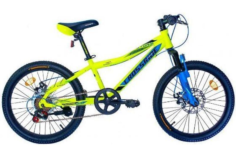 Велосипед CROSSRIDE 20 MTB ST STORM
