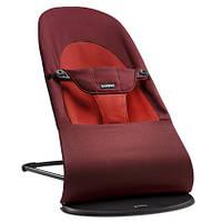 Кресло-шезлонг  Balance Soft  Бордовое, фото 1