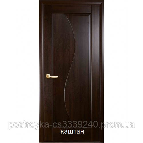 Двери межкомнатные Маэстра Эскада Новый Стиль ПВХ глухие 60, 70, 80, 90