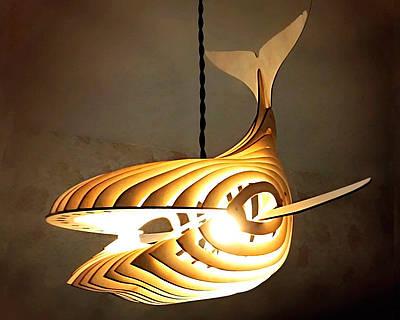 Люстра дерев'яна СОНЦЕ by smartwood   Люстра лофт   Дизайнерський світильник