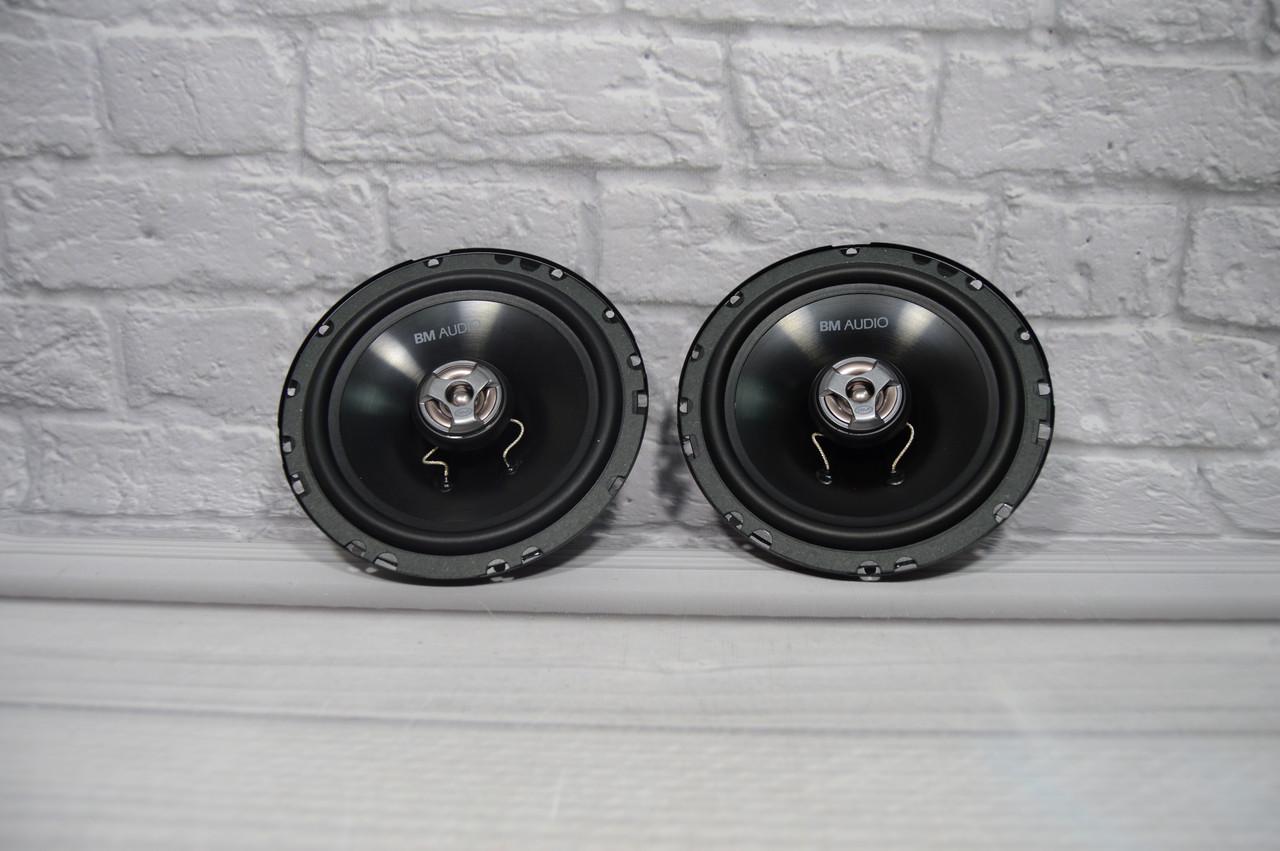 Автомобильная акустика BOSCHMANN BM AUDIO XW-633FR 300W 2х полосная 16 см