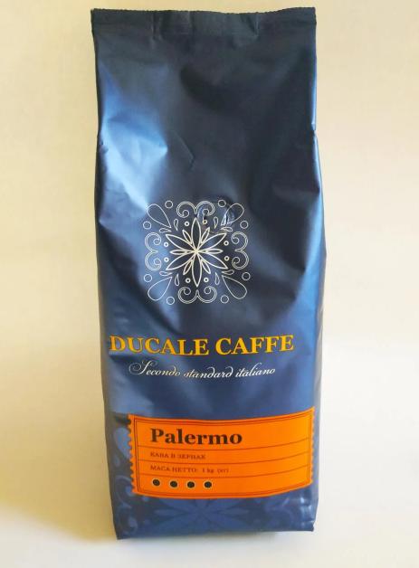 Кофе в зернах Caffe DUCALE Palermo Intenso 1кг, Украина