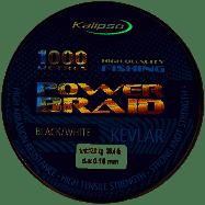 Шнур GC Kalipso Power Braid Kevlar 1000 м 0.28 мм 22.9кг (34106528)