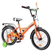 Велосипед двухколесный EXPLORER 18 T-21810 Оранжевый