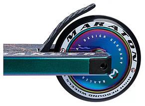 Самокат трюковый Maraton Ranger колеса 120 мм, фото 3
