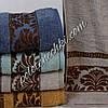 Махровое лицевое полотенце Орнамент