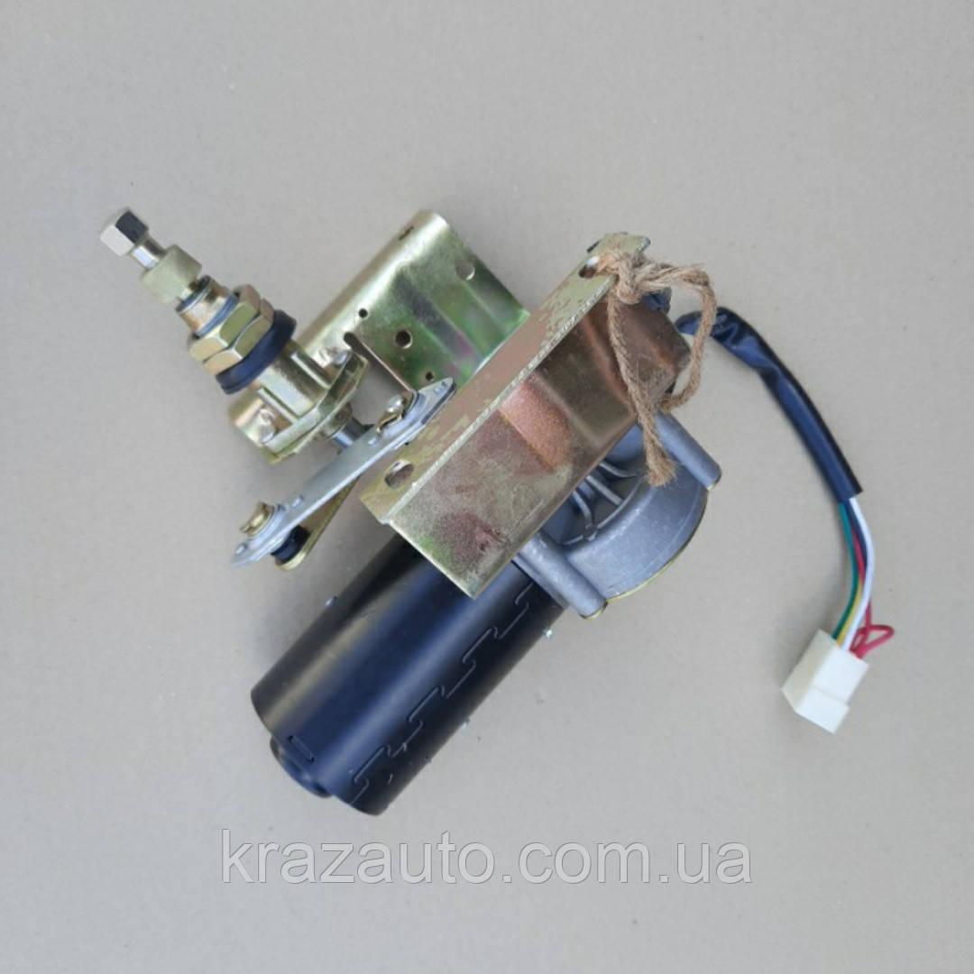 Привод стеклоочистителя правый ПАЗ, ЛИАЗ 12В 55.5205100-02